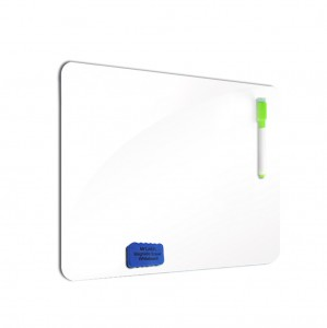A4 Magnetic Dry Erase Whiteboard with Pen and Eraser