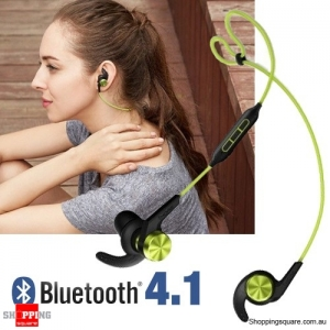 1MORE iBFree Bluetooth 4.1 Wireless In-Ear Sports Outdoor Running Earphones Green Colour