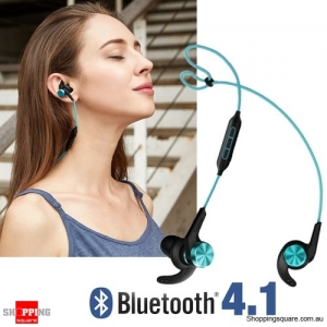 1MORE iBFree Bluetooth 4.1 Wireless In-Ear Sports Outdoor Running Earphones Blue Colour