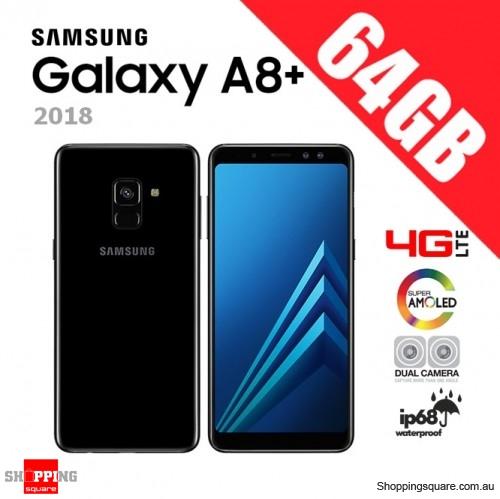 Samsung Galaxy A8 A8 Plus 64gb 2018 Dual Sim A730fd 4g Lte