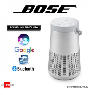Bose Soundlink Revolve+ Revolve Plus Portable Bluetooth Speaker Luxury Gray