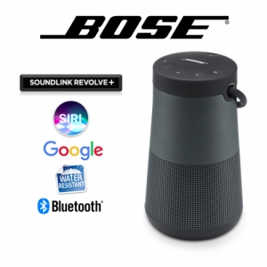 Bose Soundlink Revolve+ Revolve Plus Portable Bluetooth Speaker Triple Black