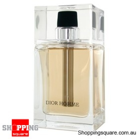 Dior Homme by Christian Dior 100ml EDT Men Perfume (Plastic Wrapping Missing)