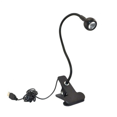 USB LED Desk Lamp with Flexible Neck for PC Laptop Desktop Notebook
