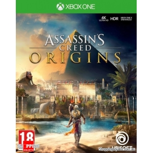 Assassin's Creed Origins - Xbox One S Download Token Game Console