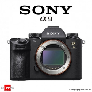 Sony A9 24.2MP 4K DSLR Digital Camera Body Black