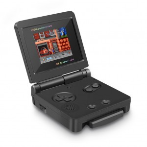 Retro 8-bit Handheld Video Game Console with 142 Classic Games