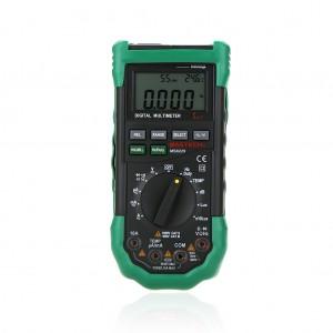 MS8229 5 in 1 Auto Range Digital Multimeter Temperature Humidity Lux Meter