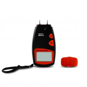 Digital Wood Moisture Meter Humidity Tester with LCD Display