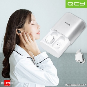 [True Wireless]QCY T1 Pro TWS Bluetooth 4.2 Earphones with Mic & Charging Box
