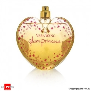 VERA WANG Glam Princess 100ml EDT Perfume [Tester]