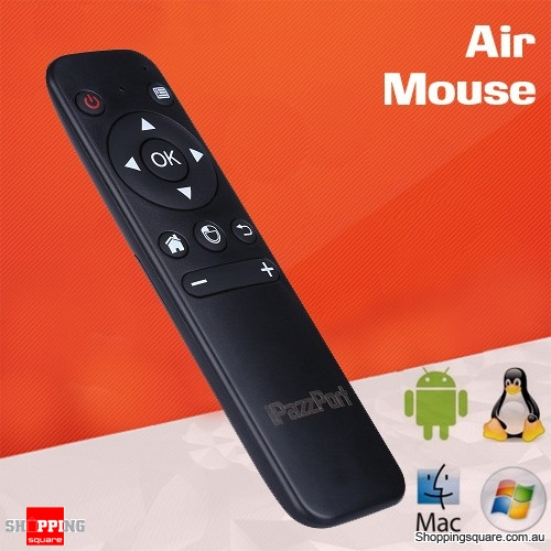 Mini 2.4G Wireless Air Mouse Keypad Supported Windows Mac OS Linux Android Google Smart TV OS