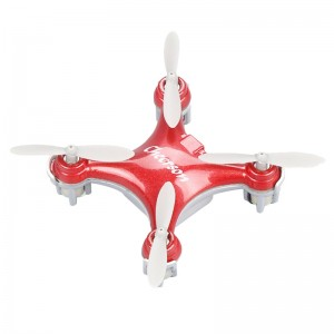 Cheerson CX-10SE Mini 2.4G 4CH 6Axis Quadcopter - Red