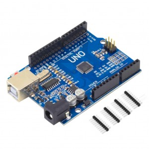 UNO R3 ATMEGA328P CH340G Development Board with USB Cable for Arduino