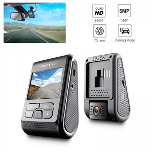 VIOFO A119 PRO 1440P 30fps 7G Lens And F1.8 Aperture Car DVR With GPS
