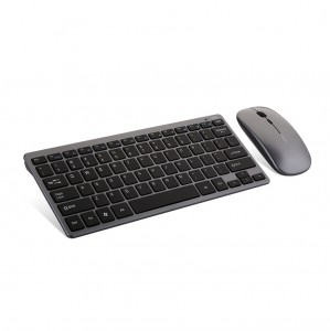 Inphic 2.4G Wireless Keyboard & Mouse Combo Black Colour