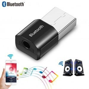 USB Wireless Bluetooth 3.5 mm AUX Audio Music Receiver