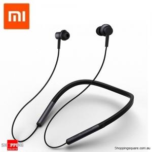 Xiaomi Bluetooth 4.1 Necklace Earphones Headphones - Black