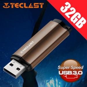 Teclast CoolFlash QI3.0 USB 3.0 Flash Drive 32GB Brown