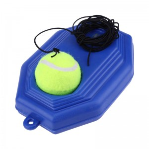 Self Study Tennis Trainer Training Tool