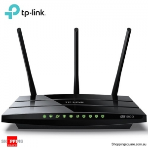 AC1200 Wireless VDSL/ADSL Modem Router Archer VR400