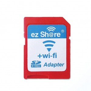 Ez Share MicroSD Card to WiFi SD Card Adapter Converter for Camera