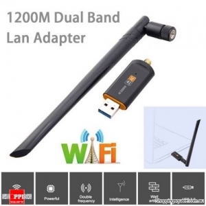 AC1200 USB3.0 Wireless Dual Band WIFI Adapter