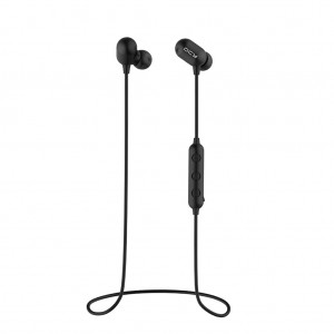 QCY S1 Waterproof Bluetooth 4.1 Earphones - Black Colour