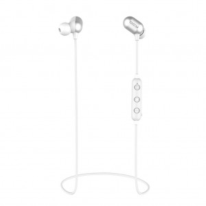 QCY S1 Waterproof Bluetooth 4.1 Earphones - White Colour