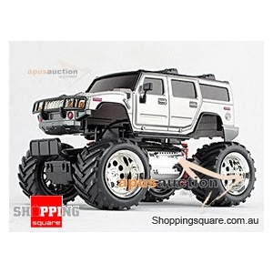 Mini-Q Monster Radio Remote Control Car Hummer