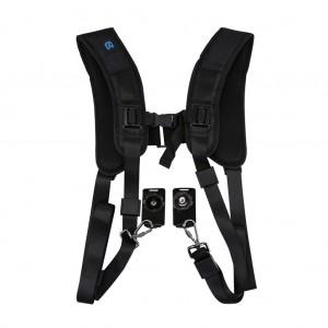 Quick Release Camera Harness Double Shoulder Strap Belt for DSLR