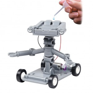 DIY Assembly Salt Water Powered Robot Science Kit