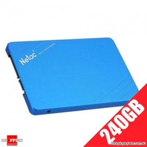 Netac N500S 2.5 Inch SATA6Gb/s Solid State Drive SSD - 240 GB