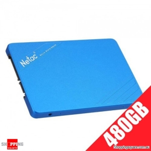 Netac N500S 2.5 Inch SATA6Gb/s Solid State Drive SSD - 480 GB
