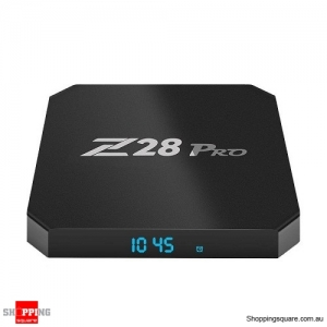 Z28 PRO RK3328 4GB RAM 32GB ROM 5G WIFI Android 7.1 TV Box