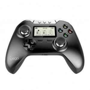 iPEGA Wireless Bluetooth Game Controller with LCD Display