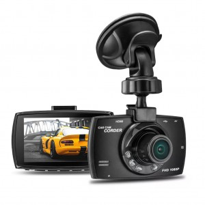 G30 1080P Night Vision Car Dashcam Camcorder