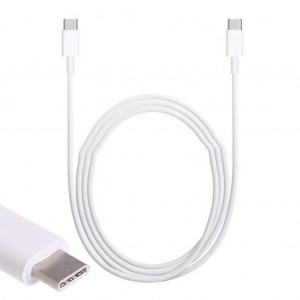 1M USB 3.1 Type-C Male to Type-C Male Charging Data Sync Cable
