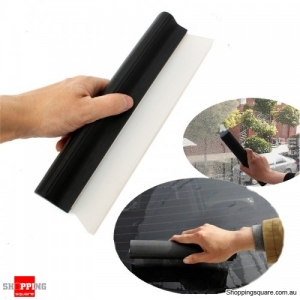 Car Anti Slip Glass Wiper Water Blade Silicone Clean Cleasning Window Tool