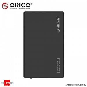 ORICO 3588C3 3.5inch SATA 3 to Type-C Hard Drive Enclosure