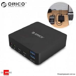 ORICO ADS4 USB Type-C Docking Station Black Colour