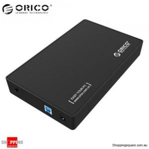 ORICO 3588US3 3.5 Inch External Hard Drive Enclosure