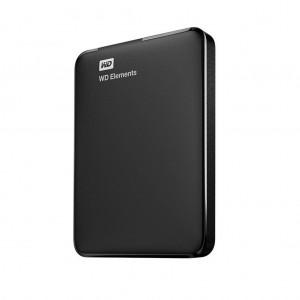 WD Elements 2.5 Inch SATA III to USB 3.0 Hard Drive Enclosure