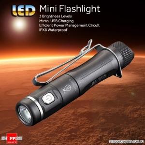 JETBeam E01R Cree XP-G2 138LM Mini EDC LED Flashlight
