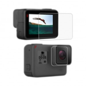 PULUZ PU192 Camera Lens & LCD Screen Protector for GoPro HERO5