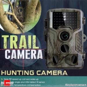 16MP Waterproof Digital Hunting Camera for Trail Tactical Wildlife Research Safari