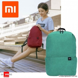 Xiaomi Trendy Lightweight Water-resistant Backpack Green Colour