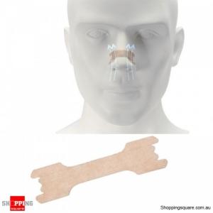 Breathable Light Nasal Strips Anti Snoring Aid Sticker Reduce Sound Help To Sleep