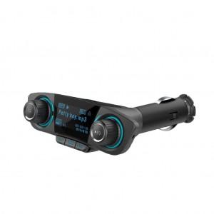 BT06 Bluetooth 4.0 Handsfree Wireless FM Transmitter Car Kit