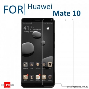 9H Scratch Resistant Tempered Glass Screen Protector For Huawei Mate 10